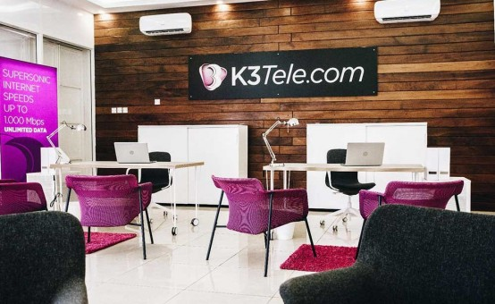 K3 Telecom starts its operations in Freetown
